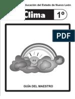CienciaYTecnologíaParaNiñosEl ClimaC1