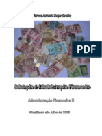 Administracao Financeira Marcos Antorio 100 Paginas Com Indice