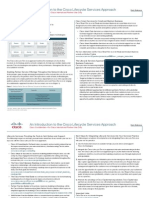 Cisco Lifecycle Services QR