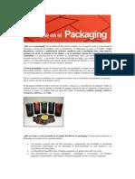 ¿Qué es es el packaging