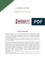 Aloe Vera Productos Control de Peso 2012