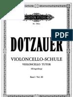 Dotzauer Cello)