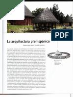La Arquitectura prehispanica