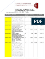 Presupuesto Drenaje PLuvial BRP10102k11-1