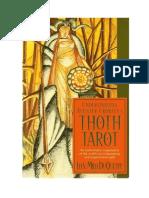 crowley thoth tarot deck | Tarot | Collecting