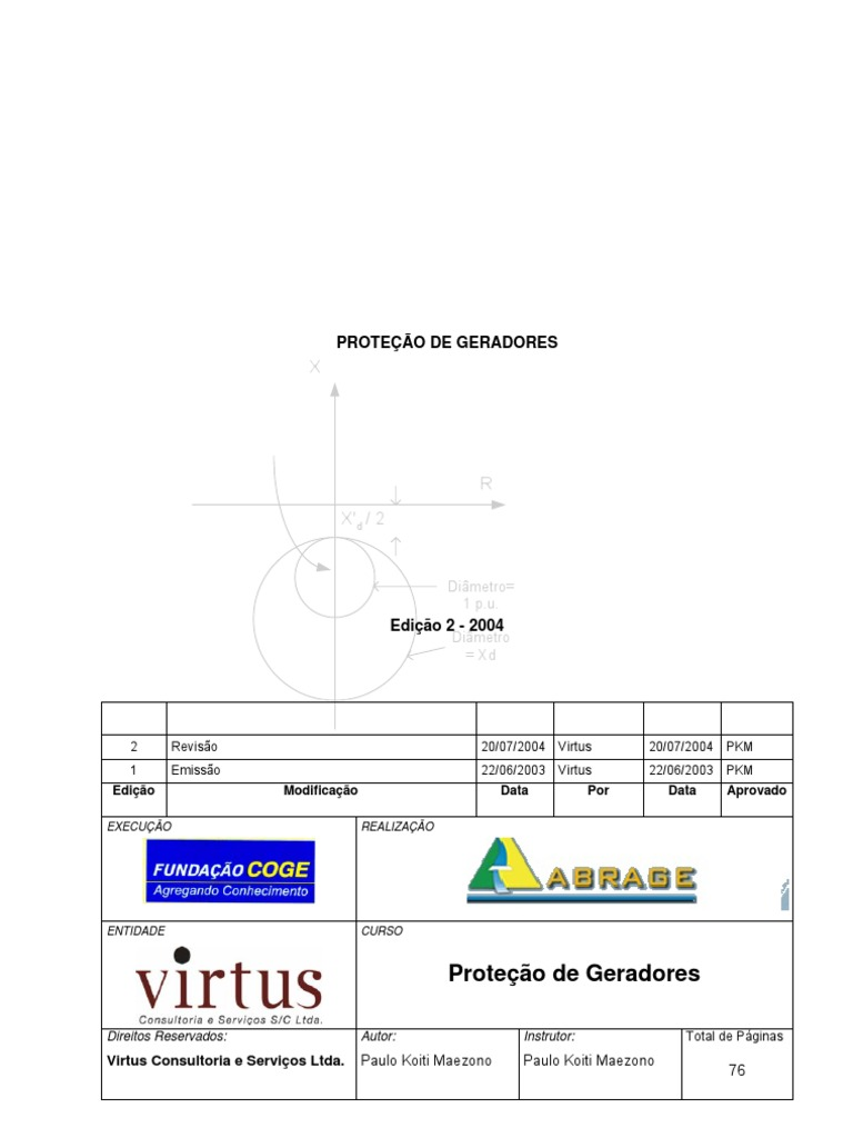 Apostila proteo de geradores ccuart Image collections