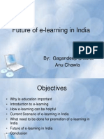 Future of Elearning in India