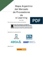 Mapa de E-learning2005