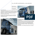 Volvo FM Metano-Diésel