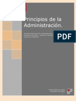 Principios Administración