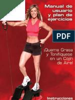 Air Climber Spanish Owner's Manual