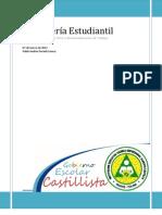 Personería Estudiantil Informe 2011