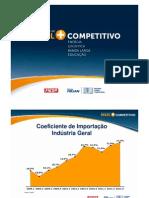 Competitividade FIESP-FIRJAN