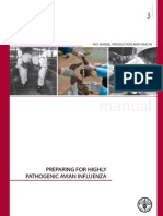 FAO=HPAI Manual(Rome2006)