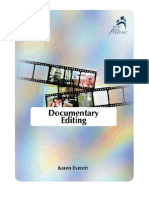 Documentary Editing Karen Everett