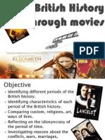 British History Through Movies