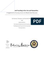 Focus on Integrated Teaching-A Supplement to Picturing America for Rhode Island Educators-1