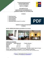 Datos Hoteles Neiva