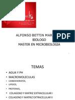 Agua y Ph Clase 1 Med Bioquimica Martes