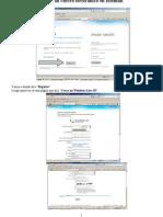 Crear un correo electrónico en Hotmail