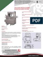 Inyectora Metalquimia Movistick 60pc Filtro 06901002