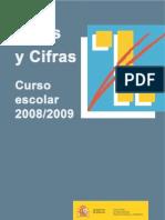 Datos cos de Educacion 08