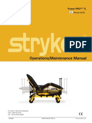 20110812 _ EMS PowerPRO TL Manual _ 6550-309-001A | Elevator