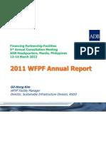 WFPF 2011 Annual Report
