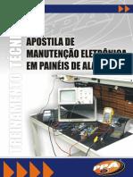 Apostila Manutenção Eletrônica em Painéis de Alarme Rev 0