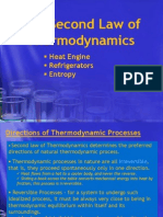13. 2nd Law of Thermo
