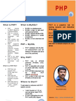 PHP Notes by Vikas Kadakkal