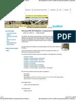 Moving XML_BI Publisher Components Between Instances
