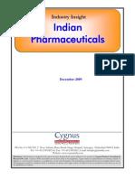 Indian Pharma TOC Dec09