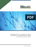 ROMCAPITAL-Ghidul Investitorului Web