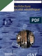 Coudart_Architecture Et Societe Neolithique_1998