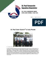 St Paul Squadron - Jul 2010