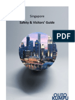 Singapore Safety and Visitors Guide