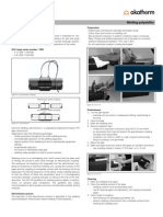 PE100 Electrofusion
