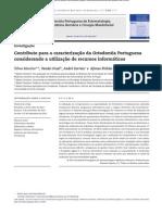 """artigo """"Contributo para a caracterização da ortodontia portuguesa considerando a utilização de recursos informáticos - SPEMD - 2012"""