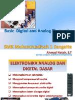 Elektronika Analog Dan Digital Dasar