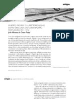 Gilberto Freyre e o Lusotropicalismo