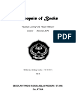 Synopsi of Books