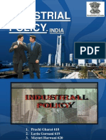 Industrial Policy - New Lg