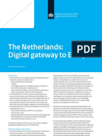 NL Digital Gateway to Europe