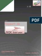 Rapport SQL