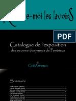 Catalogue de l'Exposition en Ligne