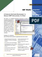 AVR Studio - Software Development Environment