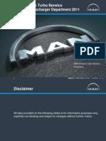 Portrait MDT Benelux, Turbocharger Department 2011