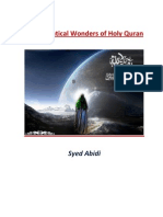 Miracles of Holy Quran