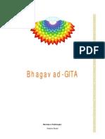 A Canção do Senhor - Bhagavad Gita (Português)